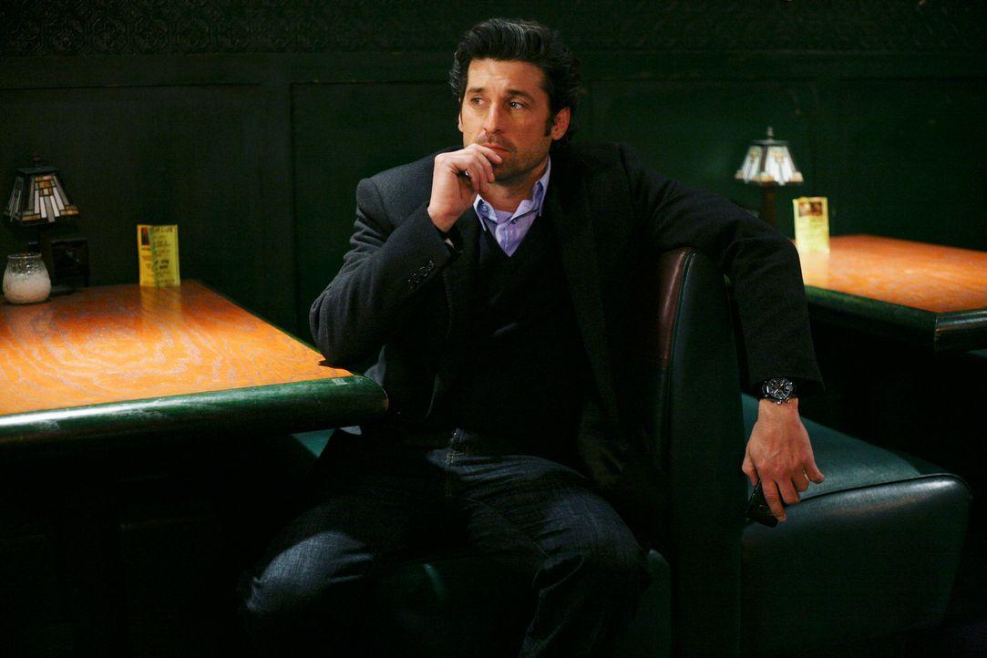 Ist besorgt um seine Patientin. Derek (Patrick Dempsey) fühlt sich für ihren schlechten Zustand verantwortlich ... - Bildquelle: ABC Studios