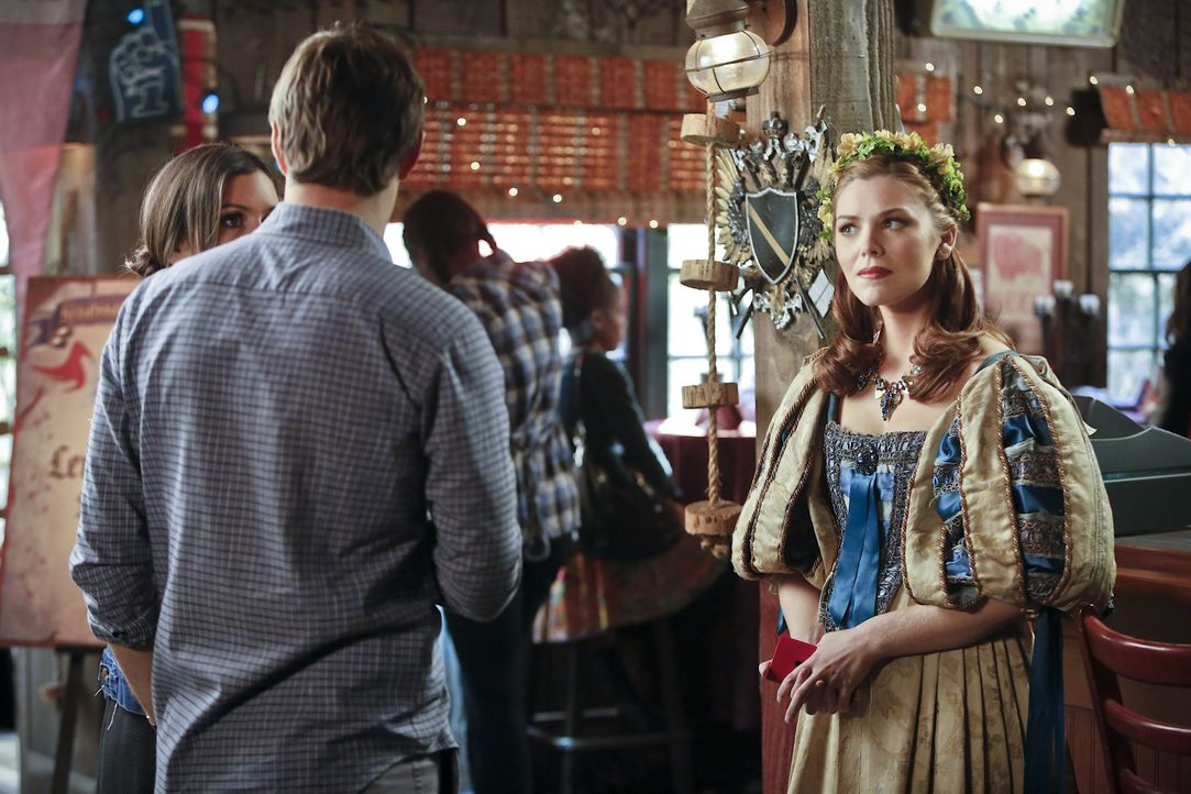 Hart of Dixie, Folge 15: AB - Bildquelle: Warner Bros. Entertainment, Inc.