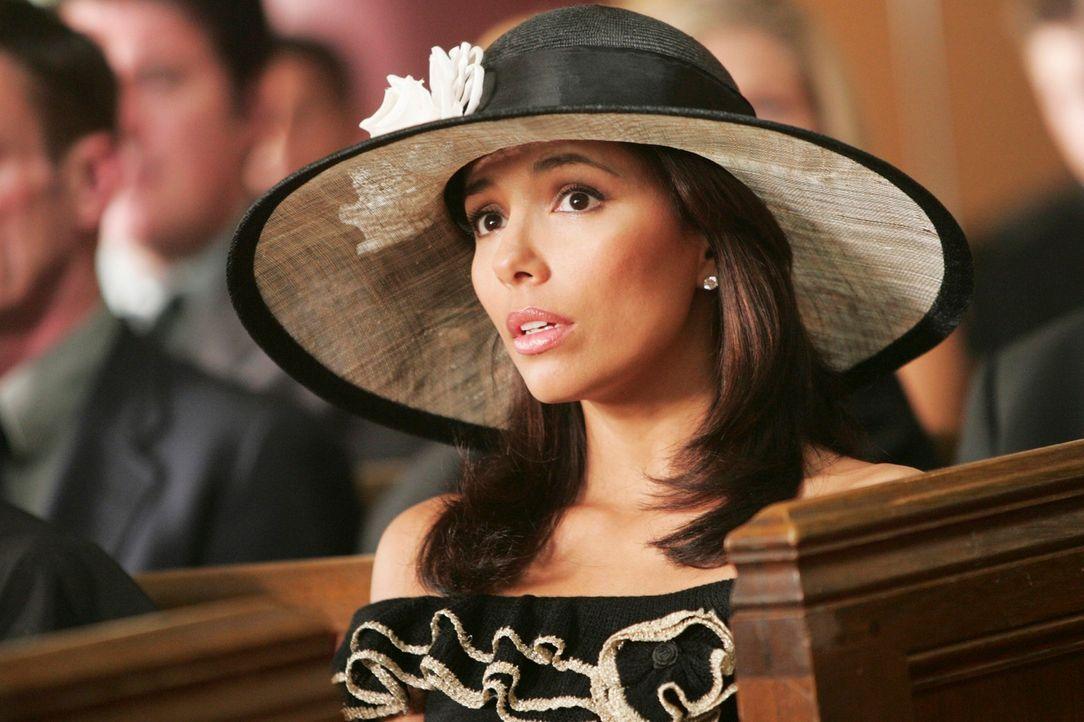 Was hat ihre Freundin Bree nur vor?: Gabrielle (Eva Longoria) ... - Bildquelle: 2005 Touchstone Television  All Rights Reserved