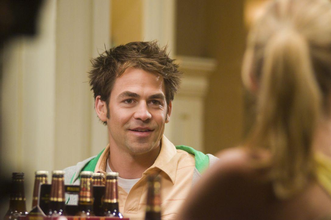 Wie sich herausstellt, ist es wirklich Bobby (Kyle Howard), der mit P.J., Stephanie und Lance nach Italien fliegt. P.J. ist überglücklich und hoff... - Bildquelle: Sony Pictures Television Inc. All Rights Reserved.