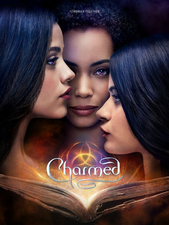 Charmed - Artwork - Bildquelle: 2018 The CW Networks, LLC. All Rights Reserved.