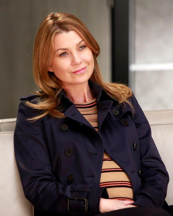 Dr. Meredith Grey  (Ellen Pompeo) sieht sich mit ihren langjährigen Kollegen in einer Zwangslage. Das Seattle Grace Hospital soll verkauft werden un... - Bildquelle: ABC Studios