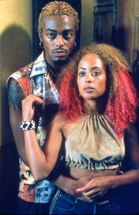 Renee (Rachel True, r.) und Malik (Teck Holmes, l.) teilen eine große Leidenschaft: die Musik … - Bildquelle: TM &   2003 Paramount Pictures Corporation