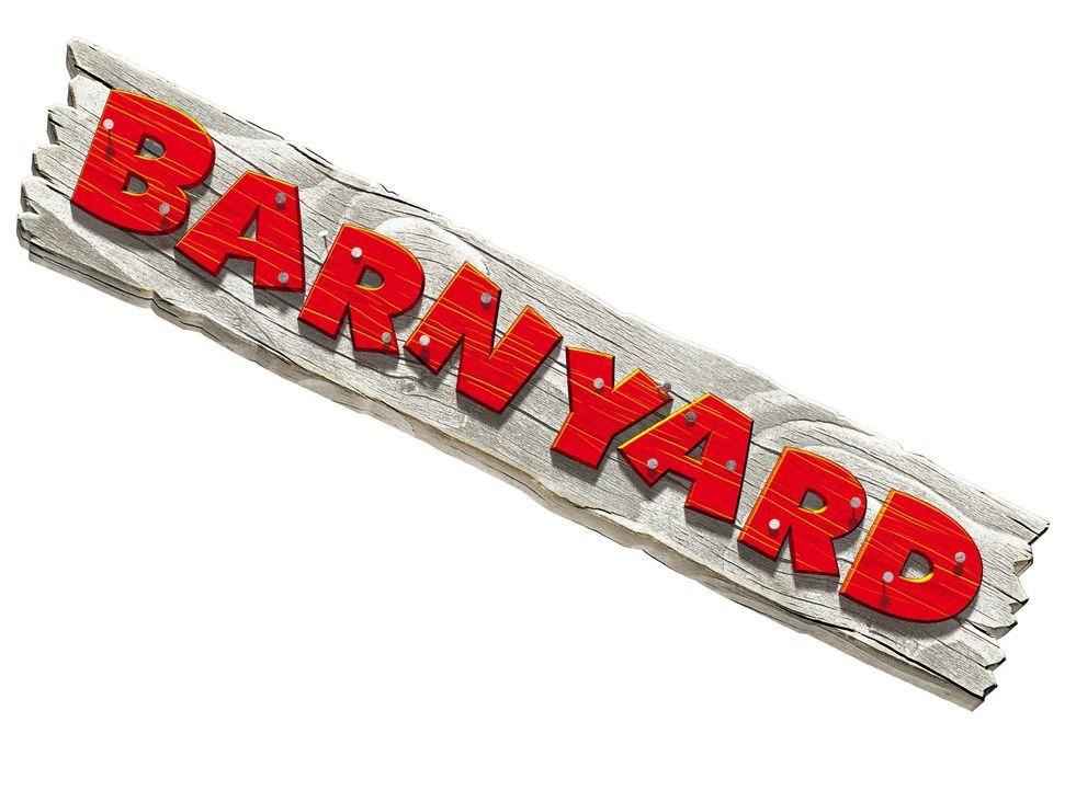 "Logo - ""Barnyard"" - Bildquelle: Paramount Pictures"