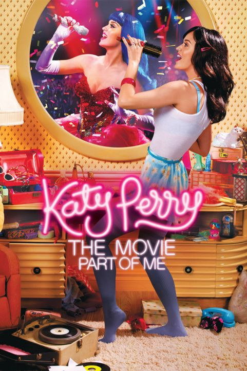 Katy Perry: Part of me - Plakat - Bildquelle: 2012 Paramount Pictures. All Rights Reserved.