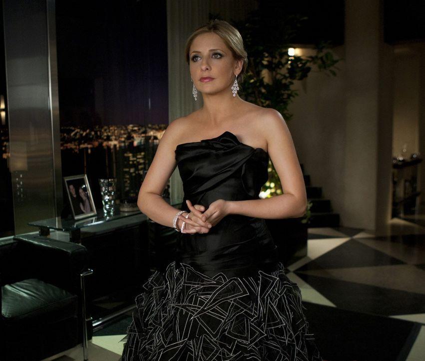 Wird sich Andrew auf Bridgets (Sarah Michelle Gellar) Angebot, einen Neuanfang zu wagen, einlassen? - Bildquelle: 2011 THE CW NETWORK, LLC. ALL RIGHTS RESERVED