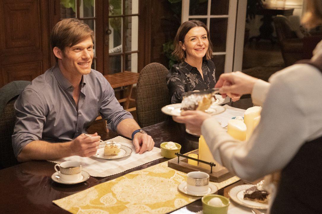 Dr. Atticus Lincoln (Chris Carmack, l.); Dr. Amelia Shepherd (Caterina Scorsone, r.) - Bildquelle: Mitch Haaseth ABC Studios / Mitch Haaseth