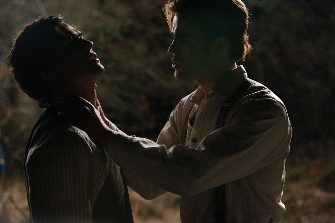Stefan und Damon liebten dieselbe Frau  - Bildquelle: Warner Bros. Entertainment Inc.