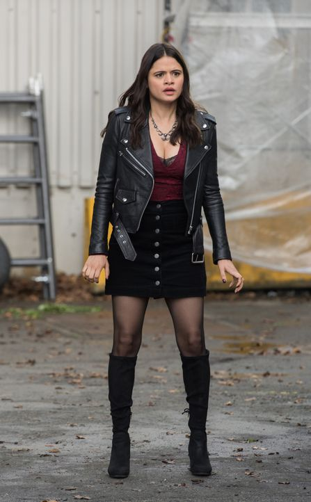 Mel Vera (Melonie Diaz) - Bildquelle: Dean Buscher 2018 The CW Network, LLC. All Rights Reserved. / Dean Buscher