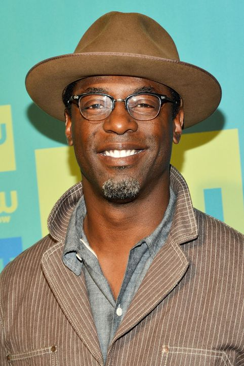 Isaiah Washington 2014 - Bildquelle: SLAVEN VLASIC / AFP