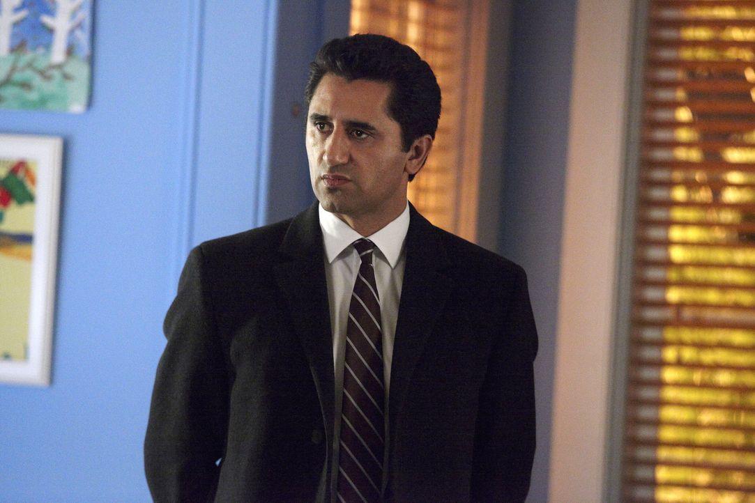 Special Agent Derek Ames (Cliff Curtis) vom FBI wird auf den aktuellen Fall angesetzt ... - Bildquelle: 2010 American Broadcasting Companies, Inc. All rights reserved.