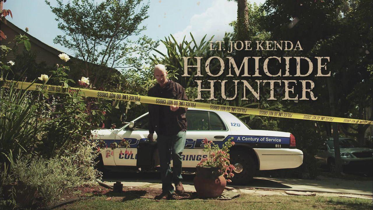 (2. Staffel) - HOMICIDE HUNTER - Plakat - Bildquelle: Jupiter Entertainment