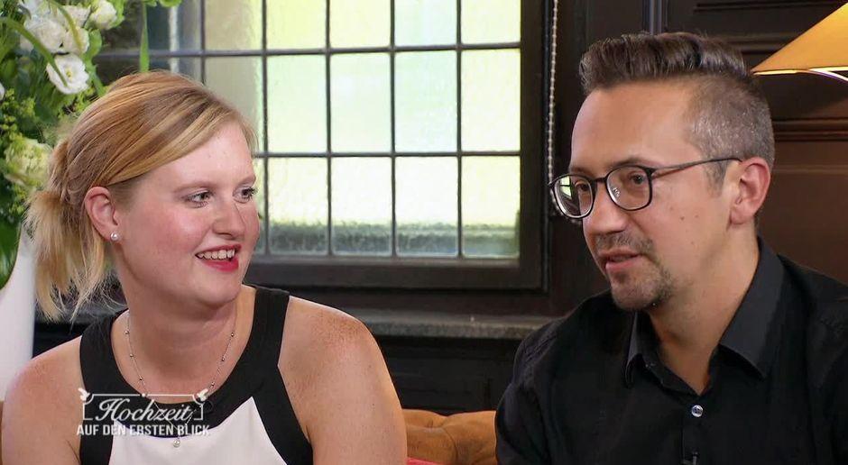 Hochzeit Auf Den Ersten Blick Video Nane Und Damian Entscheiden Sich Sixx