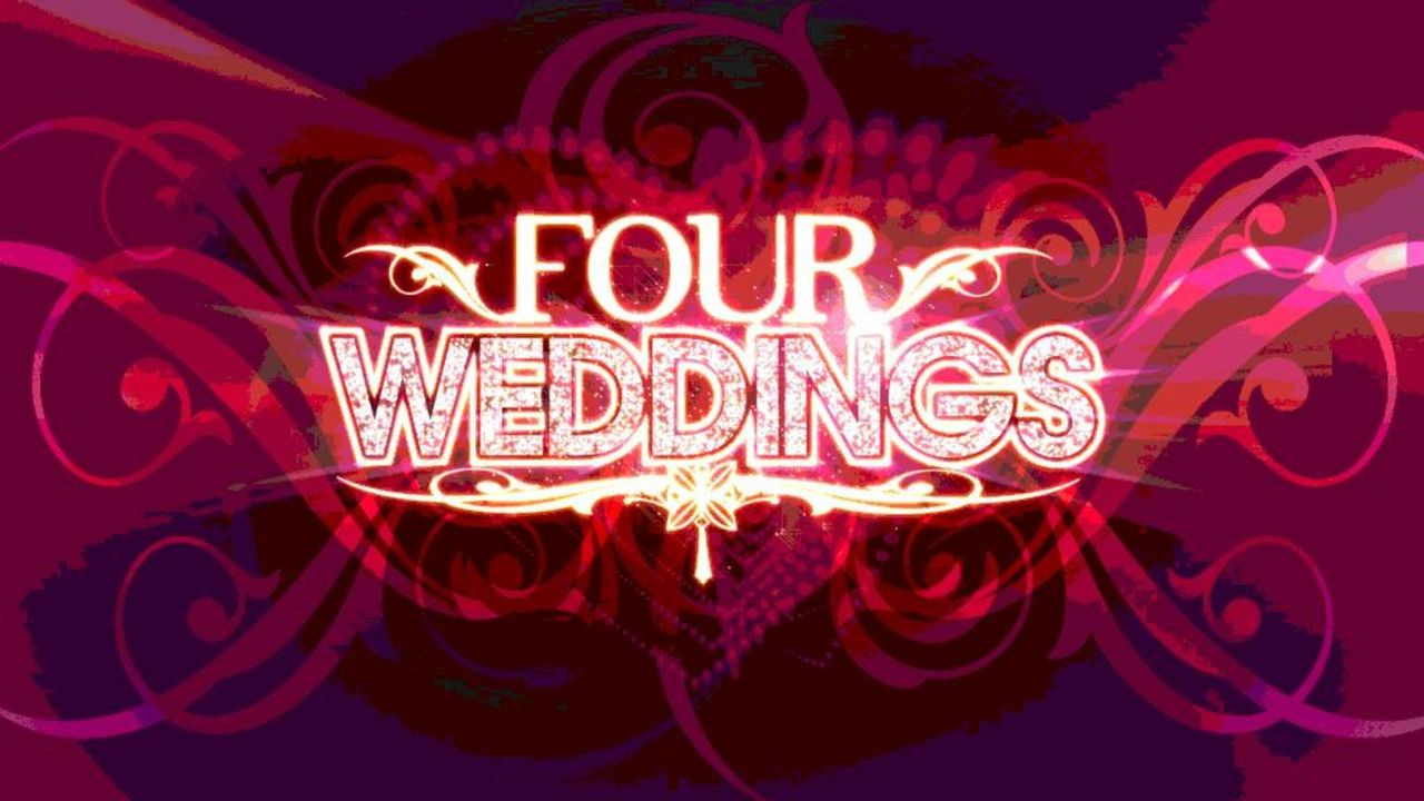 FOUR WEDDINGS - Logo - Bildquelle: ITV Studios Limited 2009