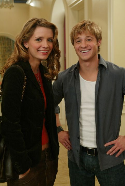 Als Ryan (Benjamin McKenzie, r.) einen Anruf von seinem Bruder Trey aus dem Gefängnis bekommt, macht er sich gleich auf nach Chino. Marissa (Mischa... - Bildquelle: Warner Bros. Television