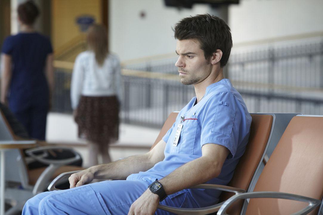 Macht sich schwere Vorwürfe: Dr. Joel Goran (Daniel Gillies)