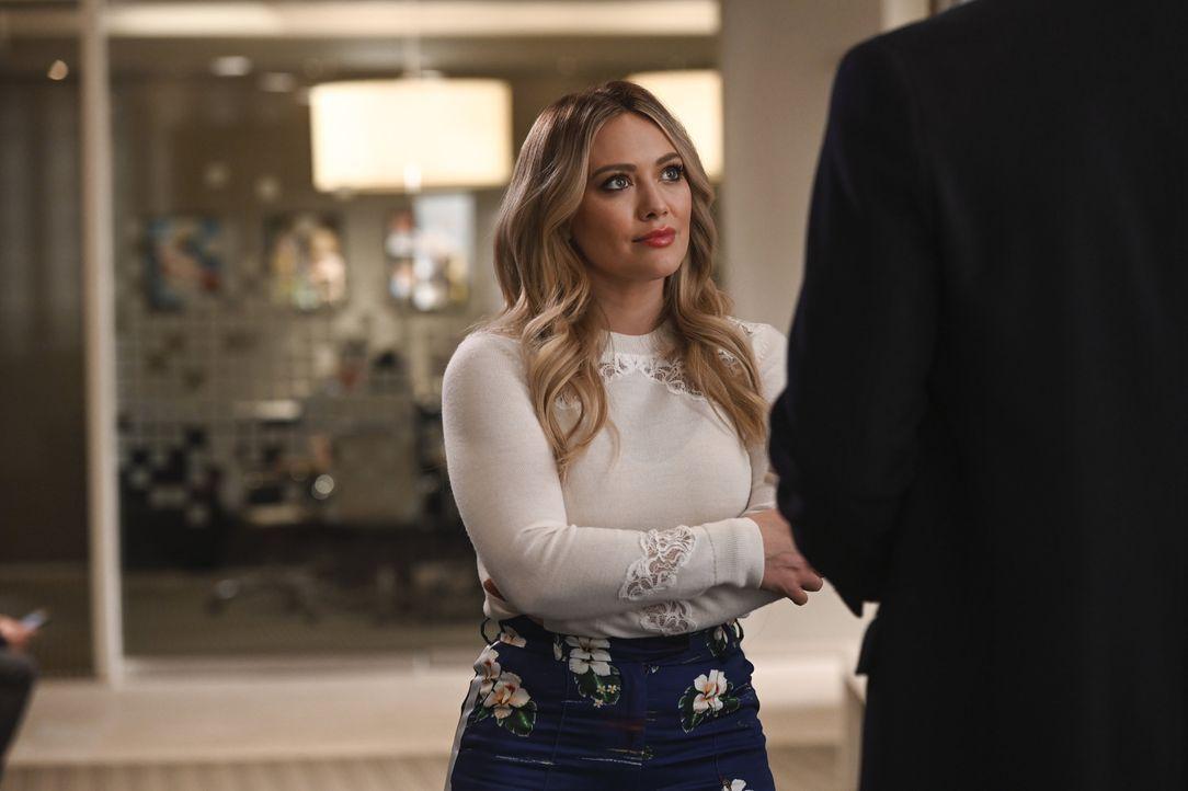 Kelsey Peters (Hilary Duff) - Bildquelle: Jojo Whilden 2019 Viacom International Inc. All Rights Reserved / Jojo Whilden