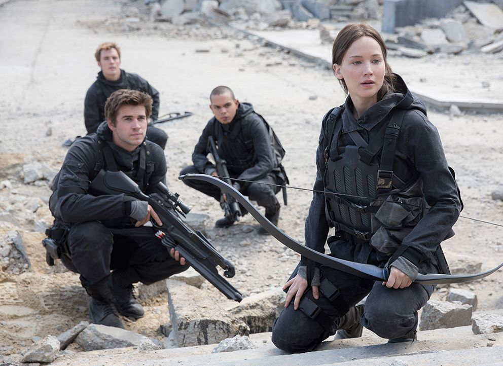 MOCKINGJAY_2_Szenenbild_01 - Bildquelle: Studiocanal GmbH / Murray Close
