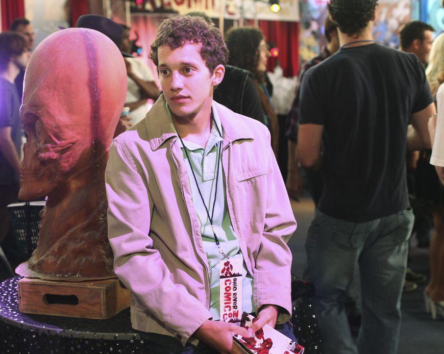 Rusty (Jacob Zachar) vermisst es in einer Beziehung zu sein ... - Bildquelle: 2009 DISNEY ENTERPRISES, INC. All rights reserved. NO ARCHIVING. NO RESALE.