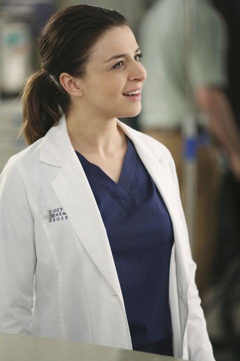 Wird durch ein Zusammentreffen im Krankenhaus von ihrer düsteren Vergangenheit eingeholt: Amelia (Caterina Scorsone) ... - Bildquelle: ABC Studios