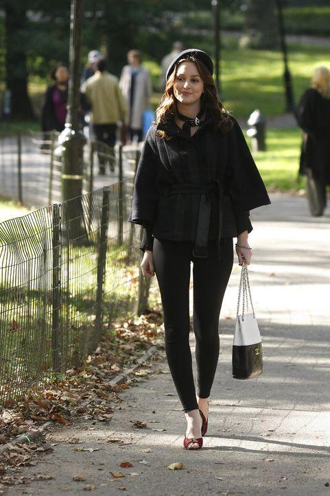 Blair (Leighton Meester) glaubt Serena nicht, dass nichts zwischen ihr und Tripp läuft. - Bildquelle: Warner Brothers
