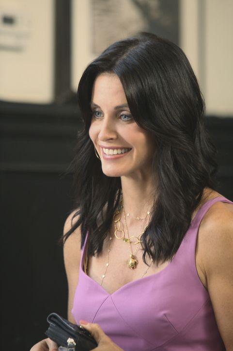 Freut sich auf ein Wochenende mit ihren Freundinnen, jedoch endet das in einem Fiasko: Jules (Courteney Cox) ... - Bildquelle: 2009 ABC INC.