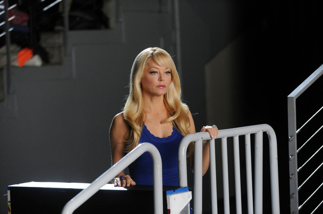 Wird Olivia (Charlotte Ross) mit einem PR-Albtraum und einem schicksalhaftem Verlust klarkommen? - Bildquelle: 2013 Starz Entertainment LLC, All rights reserved