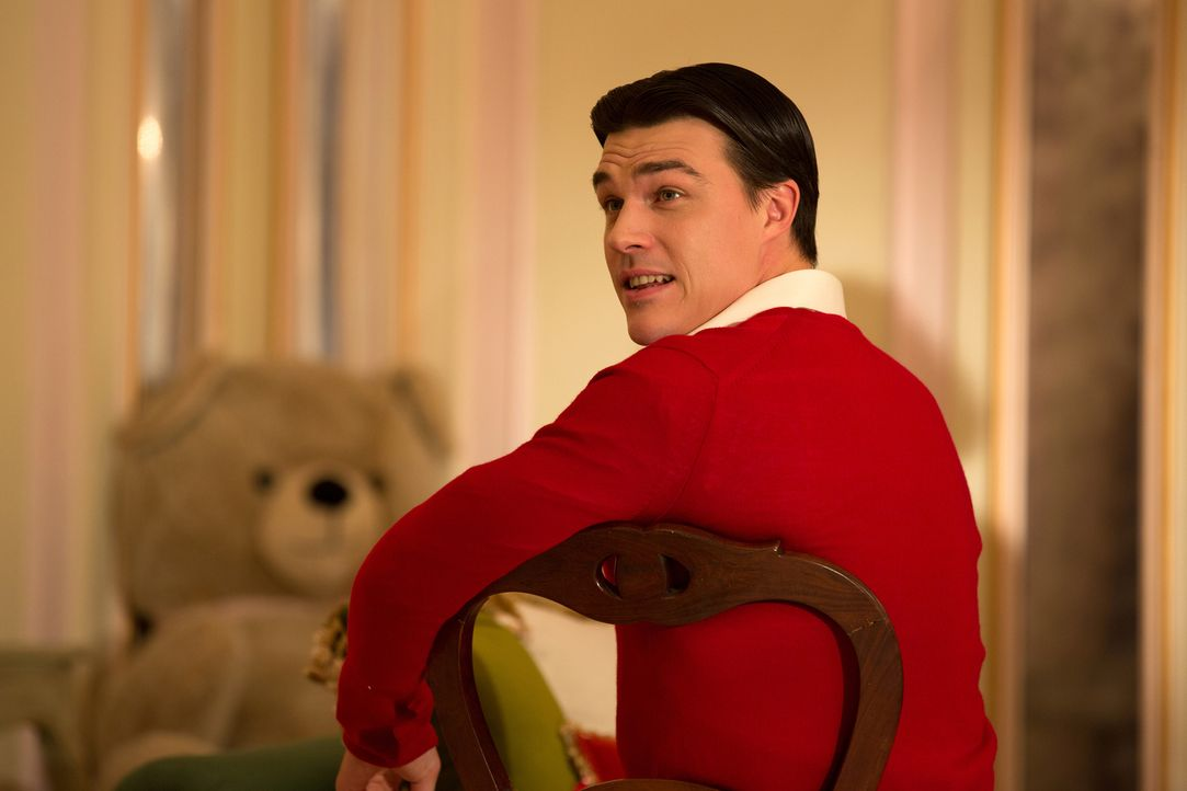 Während Dandy (Finn Wittrock) einen unliebsamen Besuch bekommt, wollen die Freak-Damen für Penny Rache nehmen ... - Bildquelle: 2014-2015 Fox and its related entities. All rights reserved.