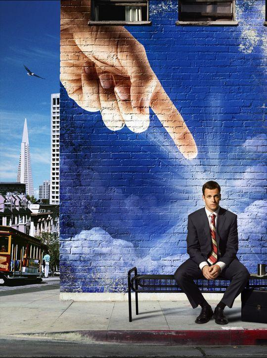(1. Staffel) - Sein Leben verändert sich schlagartig: Der erfolgreiche Anwalt Eli Stone (Jonny Lee Miller) hat plötzlich Halluzinationen und glaub... - Bildquelle: Disney - ABC International Television