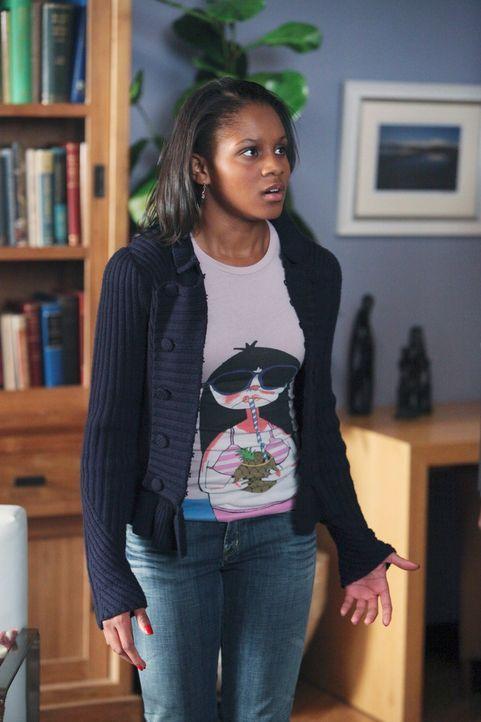 Muss ihren Eltern mitteilen, dass sie schwanger ist: Maya (Geffri Maya) ... - Bildquelle: ABC Studios