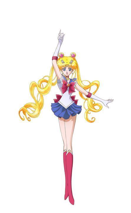 (2. Staffel) - Sailor Moon - Bildquelle: Naoko Takeuchi/PNP/KODANSHA/TOEI ANIMATION