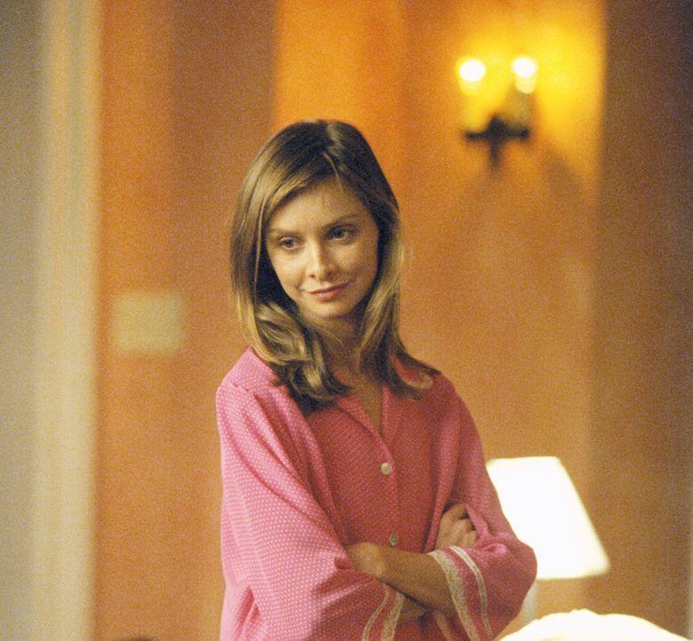 Auf einer Pyjama-Party soll Ally (Calista Flockhart) von der Trennung mit Brian abgelenkt werden. Eine gute Idee? - Bildquelle: 2000 Twentieth Century Fox Film Corporation. All rights reserved.
