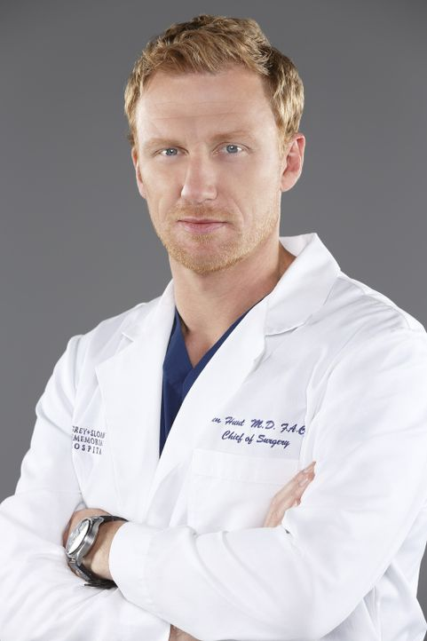 (10. Staffel) - Als Arzt muss sich Dr. Owen Hunt (Kevin McKidd) immer wieder neuen Herausforderungen stellen ... - Bildquelle: ABC Studios