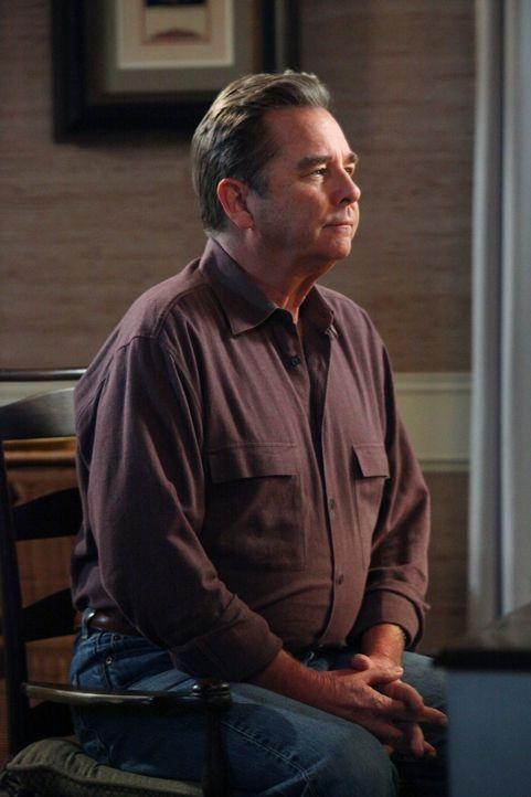 Brody (Beau Bridges) bleibt beharrlich an Noras Seite. Werden die beiden den Versuch wagen, sich aufeinander einzulassen? - Bildquelle: 2011 American Broadcasting Companies, Inc. All rights reserved.