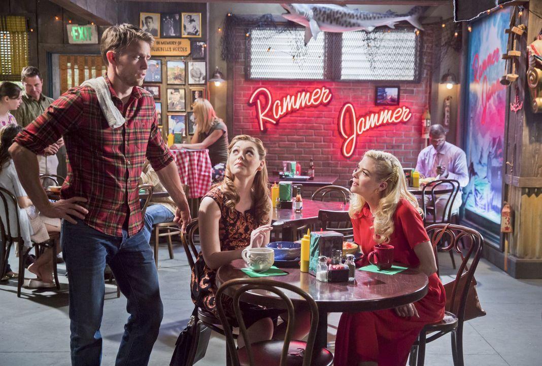 Hart of Dixie, Folge 21: Lemon bittet Wade um einen Gefallen - Bildquelle: Warner Bros. Entertainment Inc.
