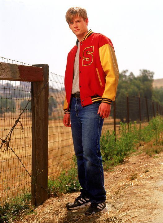 (1. Staffel) - Lanas erste große Liebe: Whitney Fordman (Eric Johnson) - Bildquelle: Warner Bros.