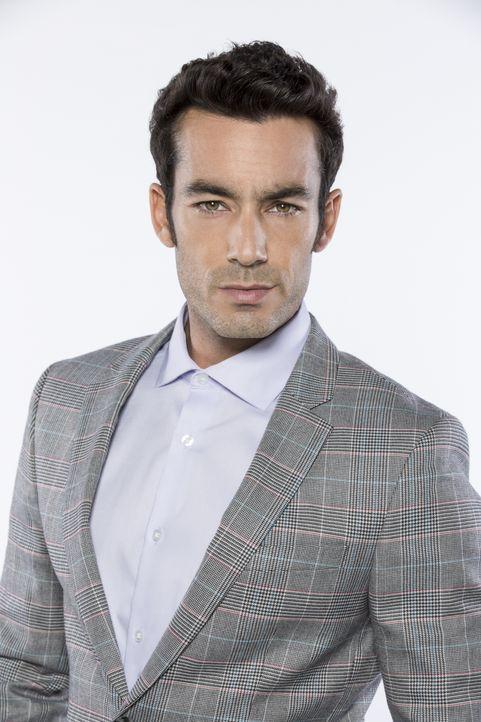 (1. Staffel) - Ricardo Calderón (Aarón Diaz) - Bildquelle: 2019 Telemundo Television Studios, LLC. ALL RIGHTS RESERVED.