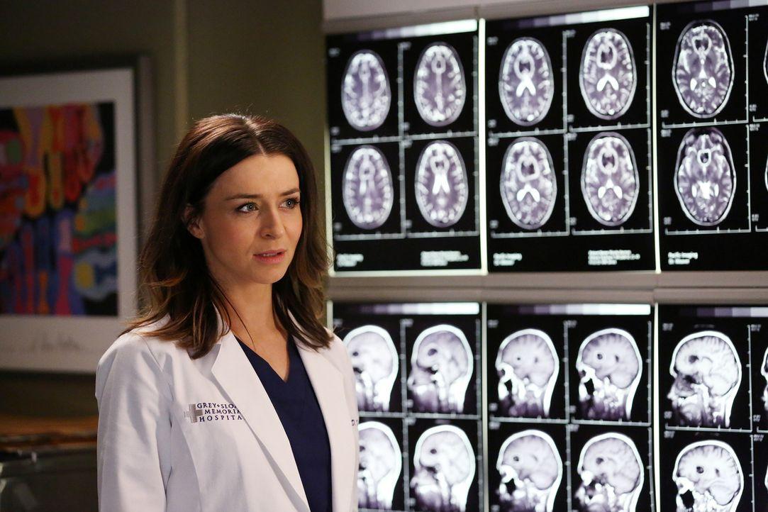 Ihr Ehrgeiz ist geweckt! Findet Amelia (Caterina Scorsone) doch noch eine operative Lösung für den aggressiven Tumor der Ärztin? - Bildquelle: ABC Studios