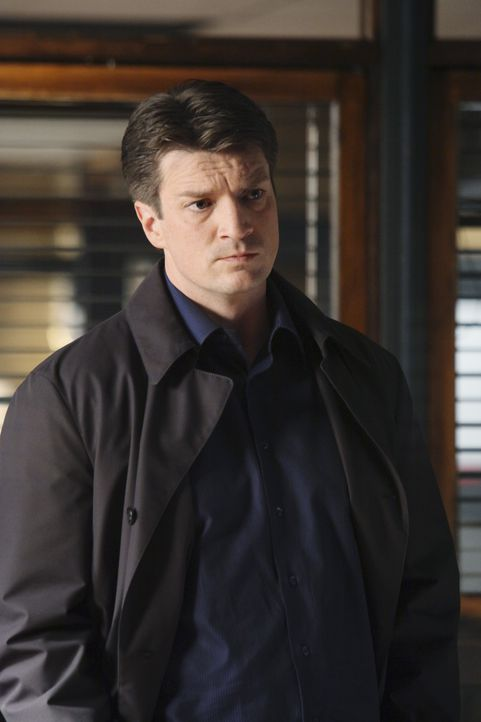Castle (Nathan Fillion) wird klar, dass der totgeglaubte Serienmörder noch am Leben ist und es weiterhin auf Beckett abgesehen hat. - Bildquelle: ABC Studios