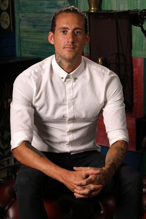 (4. Staffel) - Der Retter für hässliche Tattoo-Sünden: Cover Up Künstler Glen ... - Bildquelle: Studio Lambert & all3media international