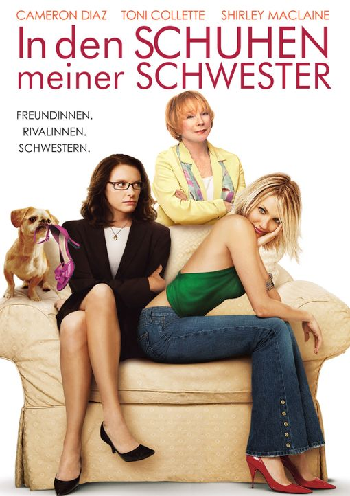 In den Schuhe meiner Schwester - Artwork - Bildquelle: 2005 Twentieth Century Fox Film Corporation.  All rights reserved.