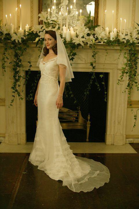Nach und nach erkennt Charlotte (Kristin Davis), dass eine perfekte Hochzeitsfeierlichkeit keine Garantie für eine glückliche Ehe bildet ... - Bildquelle: Paramount Pictures