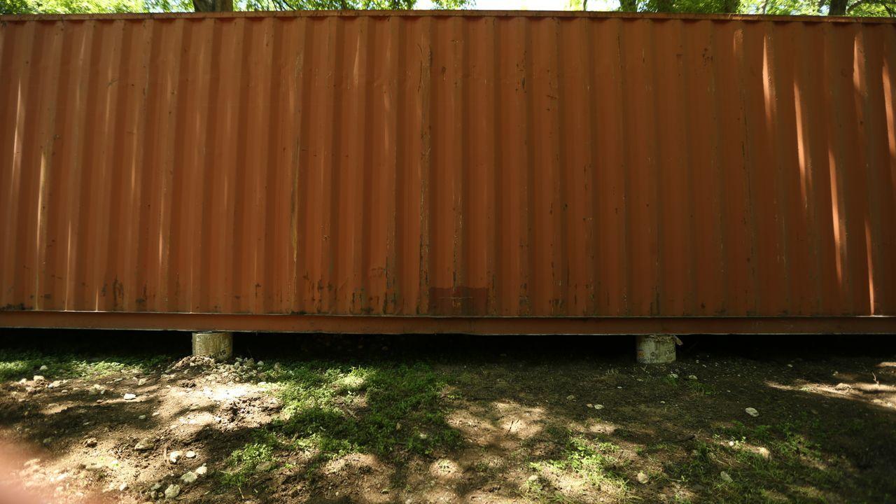 Ein Container zum Verlieben - Bildquelle: CNBC