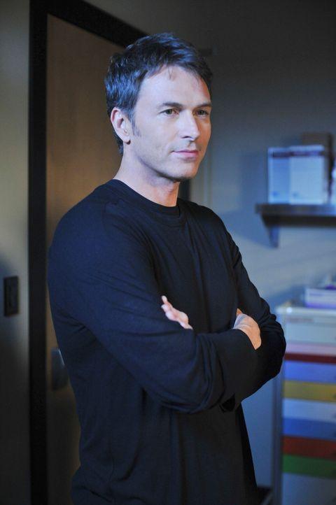 Addison kann bei einer Behandlung kaum die professionelle Distanz bewahren und sucht einen Weg, die ärztliche Schweigepflicht zu unterlaufen. Praxis... - Bildquelle: ABC Studios