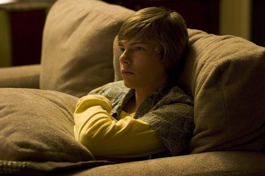 Ist traurig darüber, dass Quinn nun in Mexico auf ein Internat geht: Silas (Hunter Parrish) ... - Bildquelle: Lions Gate Televison
