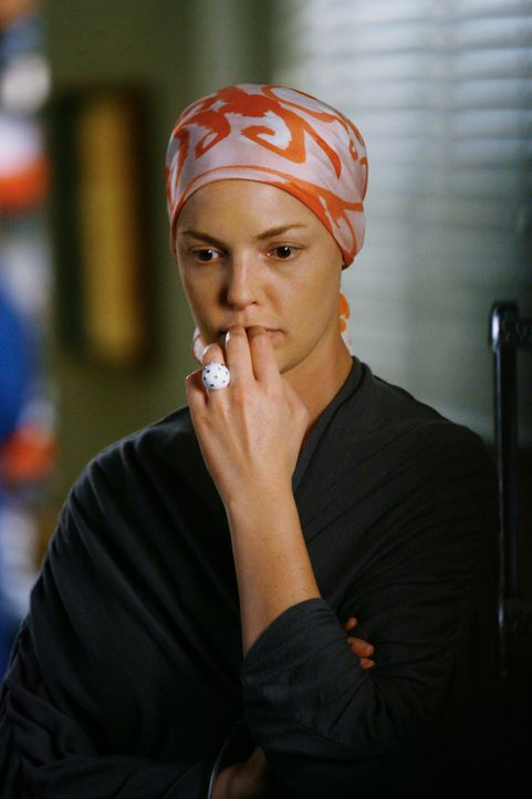 Derek hat eine Möglichkeit gefunden, wie er Izzie (Katherine Heigl) operieren kann. Dazu müsste er jedoch ihren Hippokampus entfernen, was bedeute... - Bildquelle: Touchstone Television