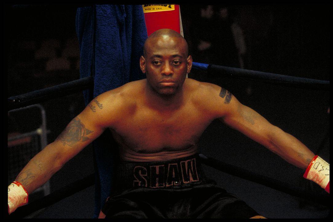 Eines Tages fällt der ehrgeizigen Jackie Kallen ein ungeschliffener Box-Diamant in die Hände: Luther Shaw (Omar Epps) ... - Bildquelle: Paramount Pictures