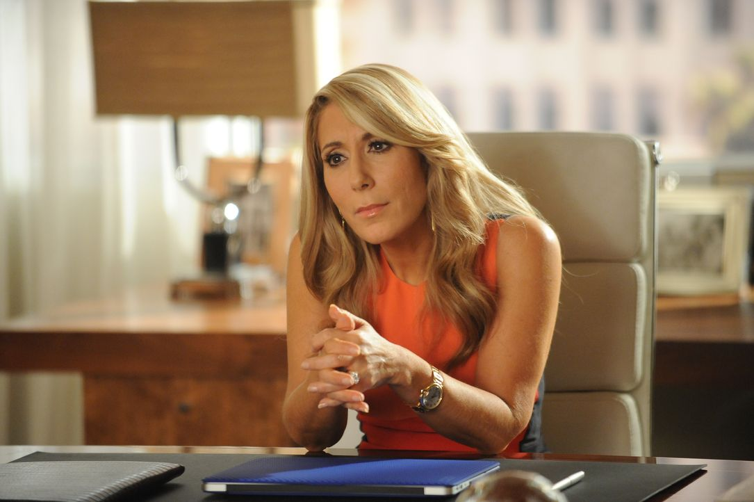 Hat die erfolgreiche Unternehmerin Lori Greiner (Lori Greiner) Interesse an der innovativen Geschäftsidee von Nick und Schmidt? - Bildquelle: 2015 Twentieth Century Fox Film Corporation. All rights reserved.