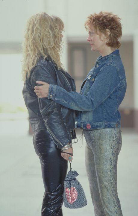 Nach Jahrzehnten beschließen sie, gemeinsam eine Reise in ihre wilde Vergangenheit anzutreten: Suzette (Goldie Hawn, l.) und Lavinia (Susan Sarandon... - Bildquelle: 2002 Twentieth Century Fox Film Corporation. All rights reserved.