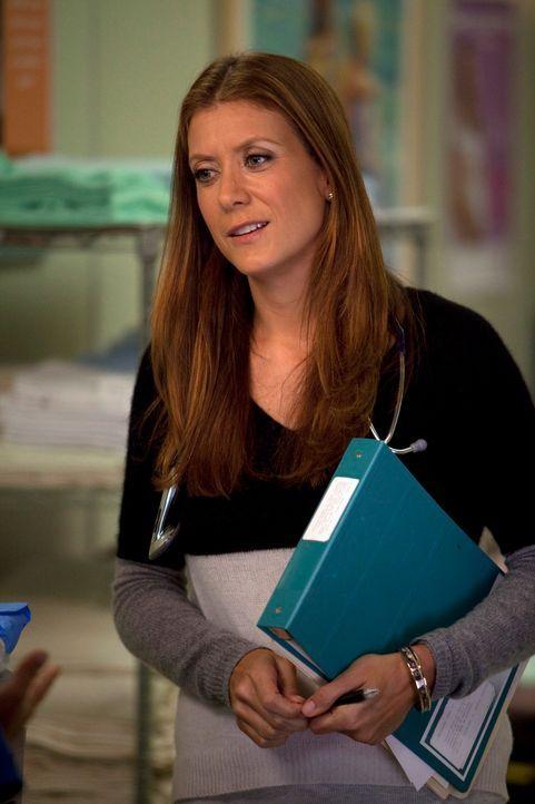 Ein stressiger Tag wartet auf Addison (Kate Walsh) und ihre Kollegen ... - Bildquelle: ABC Studios